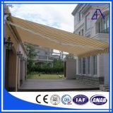 Los toldos de aluminio usados para la venta y popularidad de aluminio Estrusion Perfil De China Top 10 de proveedores