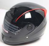 굵은 활자 헬멧 점 판매를 위한 승인되는 기관자전차 헬멧