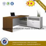 현대 직원 테이블 L 모양 매니저 컴퓨터 책상 (HX-5N112)