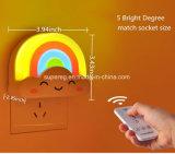 小型虹のVoice&Lightのセンサー制御ランプ