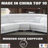 Sofá de couro moderno do projeto 2017 novo (LZ-2293)