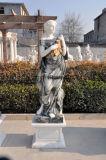 Estátua Fourseason estatuária estátua de pedra mármore Ms-019