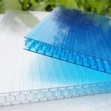 Feuille composée qualifiée de nid d'abeilles de fournisseur de la Chine pour la décoration de mur