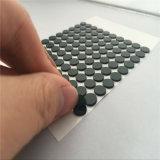 espuma adhesiva de doble cara negra de 1m m