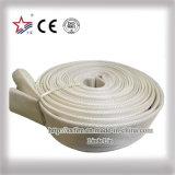 PVCホースの消火活動圧力管