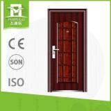 Puerta principal del acero de la seguridad del apartamento