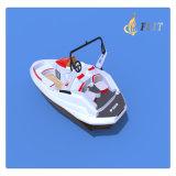 Alta qualità FRP della barca di velocità del motore a propulsione di Speedster 480 della fabbrica di scorrimento rapido