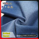 Azione! ! Tessuto dei jeans del denim lavorato a maglia stirata laterale del cotone 4