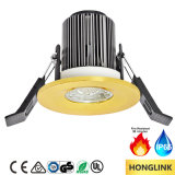 luz de teto do diodo emissor de luz de 6W IP65 Dimmable Downlight