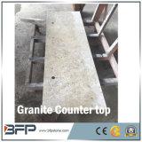 Камень гранита Polished естественного строительного материала белый для Countertop настила