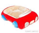 Royal New Design Dog Products Camadas de estimação de carros de esponja rebitados