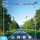 10m鋼鉄ポーランド人80W LEDの太陽街灯(bdtyn-a2)