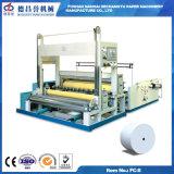 Крена ткани поставщиков Alibaba Китая фабрики Китая машина Jumbo разрезая