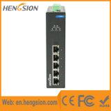 5 Megabit Tx Port Unmanaged Industrial Ethernet Interruptor de red
