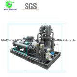 Compresor de gas del LPG para el impulso de la presión de gas licuefecho de petróleo