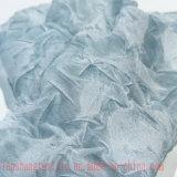 Выбейте ткань полиэфира цветка для износа представления платья
