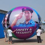 Type de l'hélium ballon gonflable géant Figure humaine ballon pour un défilé