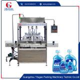Automático de jabón champú detergente líquido Máquinas de llenado