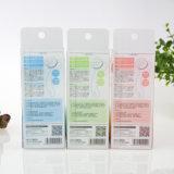 De kubusdoos van pvc van de douane plastic kosmetische verpakkende