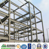 Costruzione modulare d'inquadramento d'acciaio della pianta del gruppo di lavoro di Preenginering