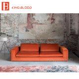 Mobilia stabilita del sofà lungo per il salone