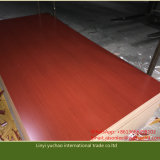 Fsc Certificate 4*8 Feet Wood Grain Melamine MDF for Furniture