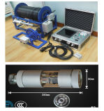 Debajo del agua del pozo y de perforación de Inspección CCTV cámara de vídeo, cámara de fondo de pozo