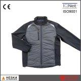 Padding Nylon Softshell Winter Men Coat Windbreaker Jacket
