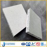 La pierre calcaire de l'aluminium panneau alvéolé pour la décoration de la paroi interne