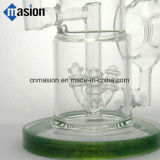 ガラス配水管の煙る濾過器の管(AY003)
