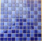 Crackle Glazed Ceramic Swimming Pool Mosaic