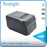 80mm Empfangs-Kennsatz-Drucker Positions-3inch thermischer mit Selbstscherblock und guter Qualität