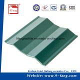 Corrugated тип плитка волны толя глины сделанная в плитке здания Китая