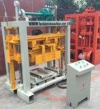 Manueller Beton-blockierenblock, der Maschine, Betonstein-Herstellungs-Maschine herstellt