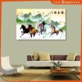 Картина типа традиционного китайския полная идущей лошади 8 на нет модели злаковика: Wl-001
