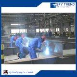 Structure métallique en acier léger avec service d'installation