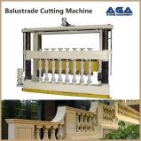 Máquina de estaca automática da balaustrada para a pedra do perfil/coluna do mármore/granito (DYF600)