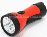 4 LED Lampe torche à LED rechargeable 0,5W X401 de torche à LED