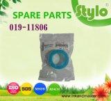 019-11806 Rodillo de goma de la buena calidad para el rodillo del rodillo de la impresora, rodillo de goma de Gr / Ra, rodillo de alimentación del papel