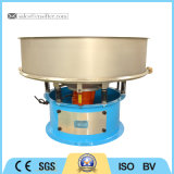 Diseño abierto de la máquina de criba vibratoria Circular para cualquier líquido