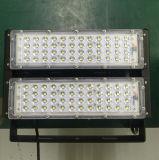 100W Philips LED 보장 5 년을%s 가진 산업 플러드 석쇠 빛