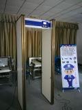Camminata calda di vendite attraverso il sistema di identificazione del metal detector