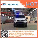 De Diesel ICU van de Noodsituatie van China Medische Ziekenwagen Van uitstekende kwaliteit