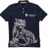 t-셔츠를 위한 쉬운 Weeding 및 좋은 품질 PU 코드
