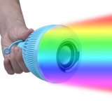 リモート・コントロールAppleおよび人間の特徴をもつシステムのためのBluetoothのスピーカーが付いているスマートなLED RGBの球根