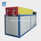 fornalha de aço do aquecimento de indução do ferro de 300kw IGBT para o forjamento