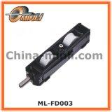 二重ローラー(ML-FD009)が付いている亜鉛ブラケットプーリー