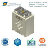 2000A : centre 5A par le transformateur de courant Lo-Mc80I
