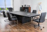 PVC 가죽 (E29)를 가진 현대 최신 판매 회의 책상