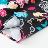 Frauen-elastisches Taillen-Mädchen-Schwingen-Blumenfußleiste kundenspezifisch anfertigen